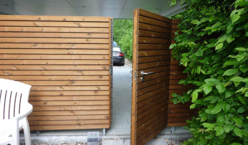 Holz im Garten » Holzbau Gehrmann GmbH